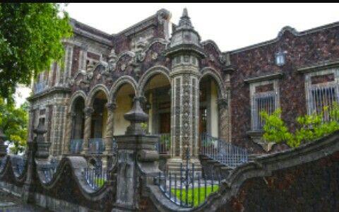 Casa Jose Guadalupe Zuno Guadalajara Mexico