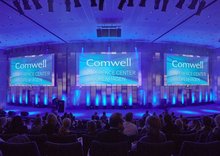 Hold dit næste event på Comwell Conference Center Copenhagen