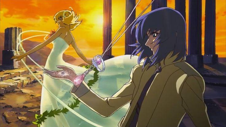 Asucaga Ending scene  Gundam Seed Destiny