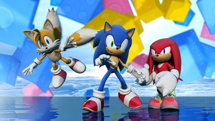 sonic heroes | Sonic Heroes by ~itsHelias94 on deviantART