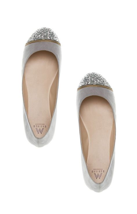 Bought these flats for the rehearsal dinner! :)