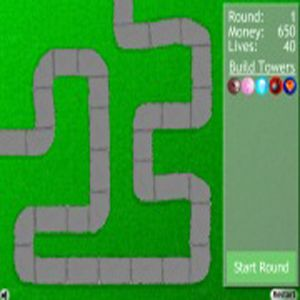 Bloons Tower Defense 2 brings happiness to you in your free time. The game has three levels, hard, medium and easy levels.