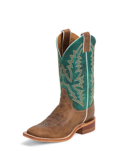 """Women's """"America"""" Burnished Tan Boot - Might need for my AZ trip!"""