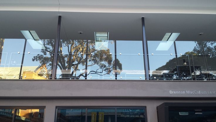 Frameless glass balustrade, frameless balustrade - Elite Balustrades