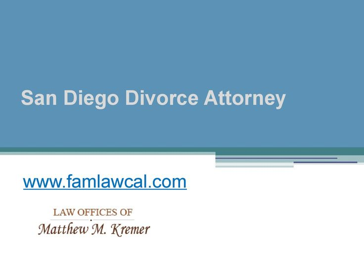 Have any legal questions about divorce? To get an answer to them, all you need to do is simply get in touch with professionals from http://www.famlawcal.com/