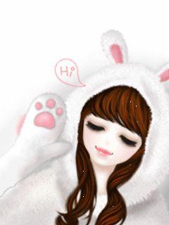 Enakei Girl  Enakei adalah seni digital korea yang menggambarkan gadis-gadis cantik oleh seniman Korea, Park Suran. Ilustrasi ini menggunaka...