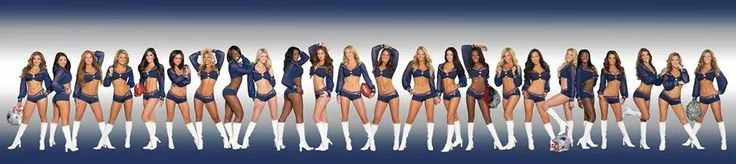 2013 New England Patriots Cheerleaders