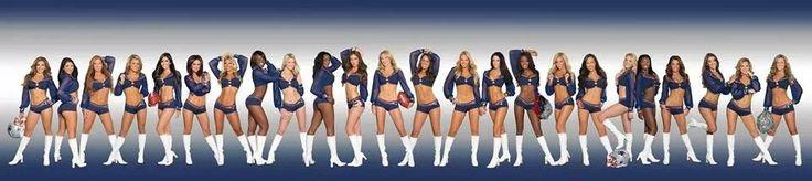 2013 New England Patriots Cheerleaders