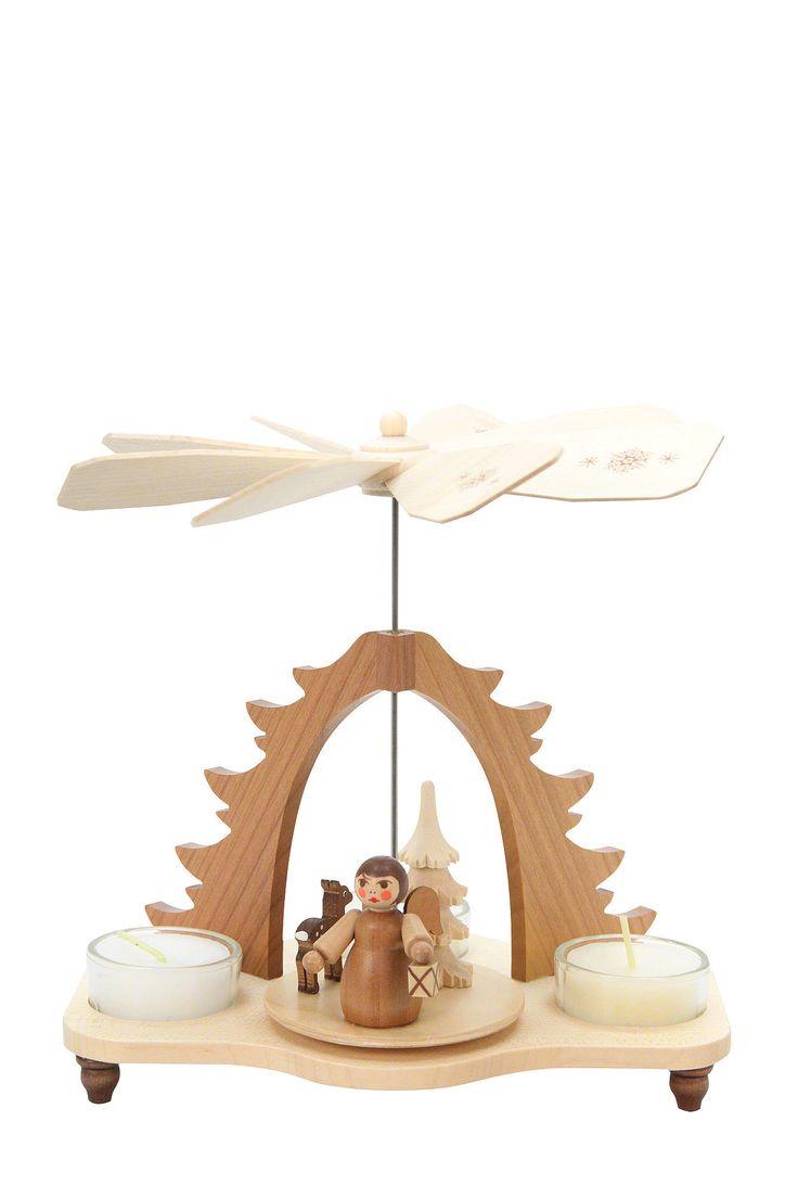 die besten 25 weihnachtspyramiden ideen auf pinterest. Black Bedroom Furniture Sets. Home Design Ideas