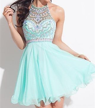 Homecoming Dresses,Sparkle Homecoming Dress, Beaded Homecoming Dress,Juniors…
