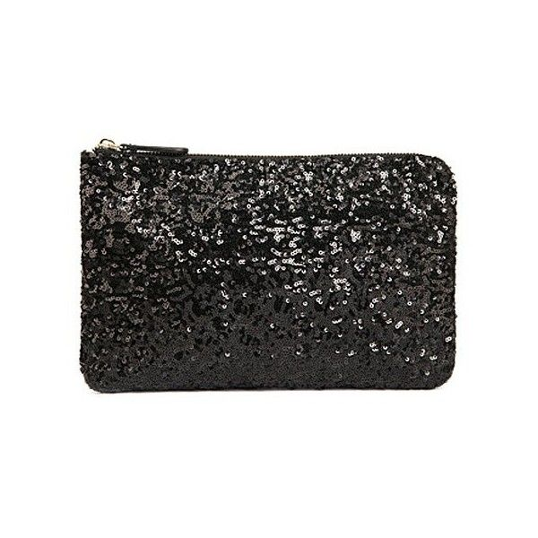 New Fashion Style Women's Sparkle Spangle Clutch Evening Bag (12 BAM) via Polyvore featuring bags, handbags, clutches, evening handbags clutches, sparkly handbags, evening handbags, evening bags and sparkly purses