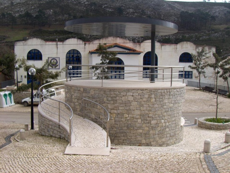 Reanimar os Coretos em Portugal: Porto de Mós