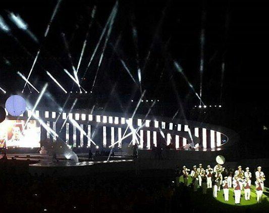 PANAMA INAUGURA LAS OLIMPIADAS ESPECIALES 2017  Ayer en la noche fue inaugurada en una gran Gala las OLIMPIADAS ESPECIALES PANAMÁ 2017. Una nación que abre sus brazos a toda la grandiosidad del esfuerzo de estos grandes atletas. #news #american #top #pty  #olimpiadas #musics #aruba #miami #doral #colombia #olimpiadasespeciales2017 #lifestyle #games #olimpycs #atletas #deporte #estilodevida #glamshootnewsweek #glamshootigers #selectaigers #panama #venezuela #video #507 #onehappyisland