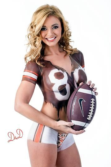 27 Best Sports Body Paint Images On Pinterest Body Paint