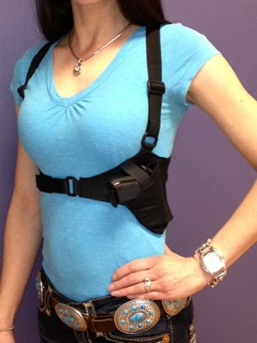 Lotus Concealed Carry Harness w/Holster