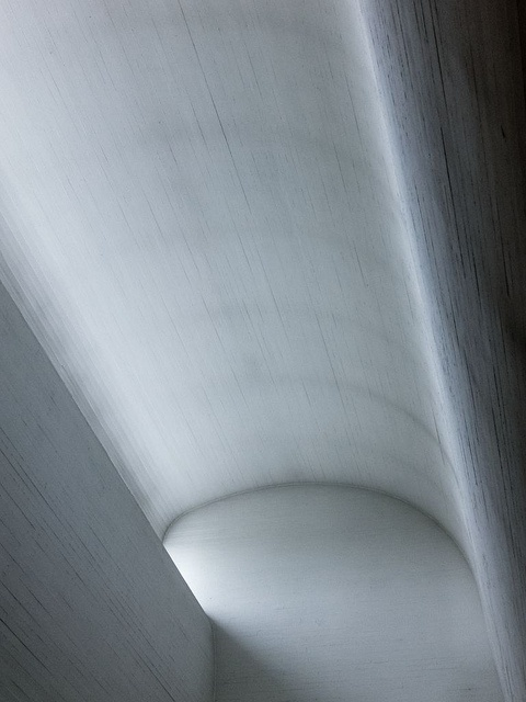 Jørn Utzon. Bagsværd Church #6 by Ximo Michavila