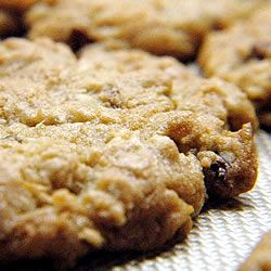 Dish Pan Cookies - the BEST cookies I've ever had.  Ate so many I almost got sick.