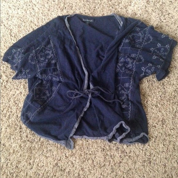 American eagle jacket Light jacket with short sleeves American Eagle Outfitters Tops