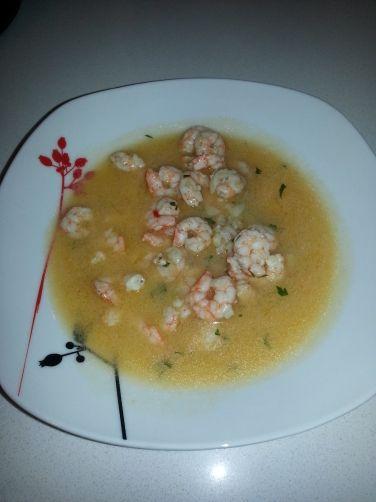 Gambas alajillo para #Mycook http://www.mycook.es/receta/gambas-alajillo/