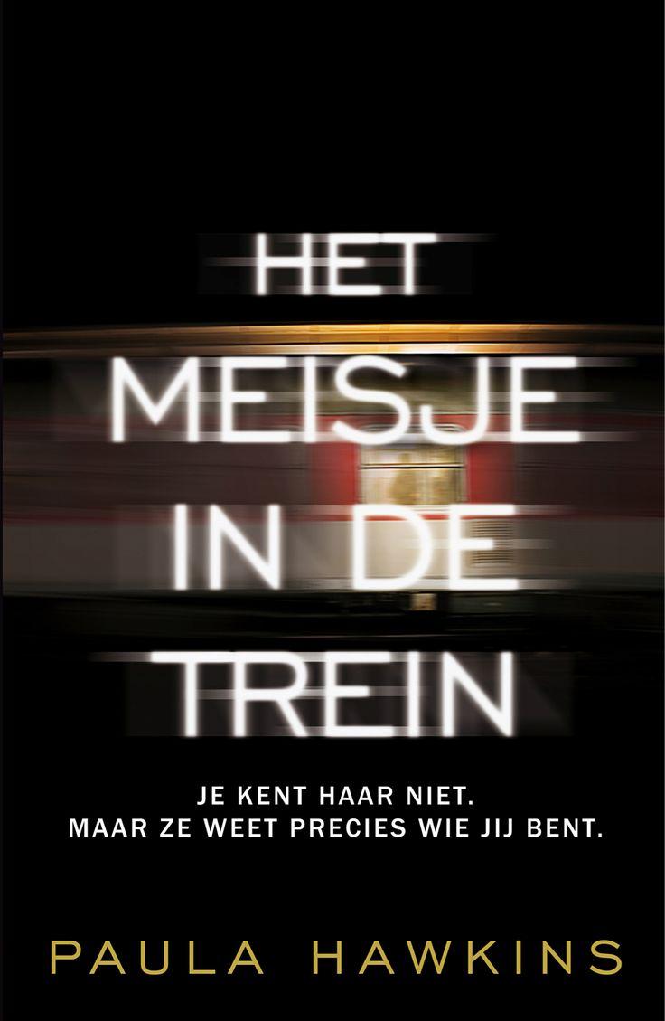 'Het meisje in de trein' is de VN-Thriller van het Jaar 2015 - Vrij Nederland