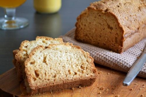 Ψωμί με Μπίρα και Σιναπόσπορο!