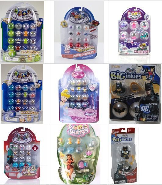 Squinkies Bubble Pack Boy And Gril Series #BlipToys