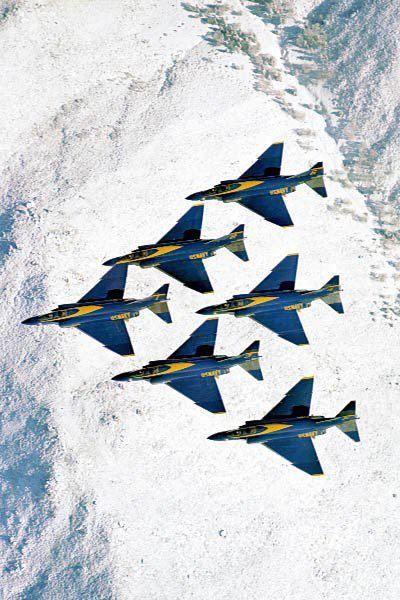 F-4 Blue Angels                                                                                                                                                      More
