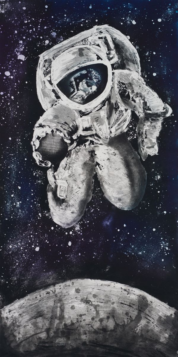 Jack Nibbs, Overview, In Finite & Gravity, 2013, Aquatint Etching