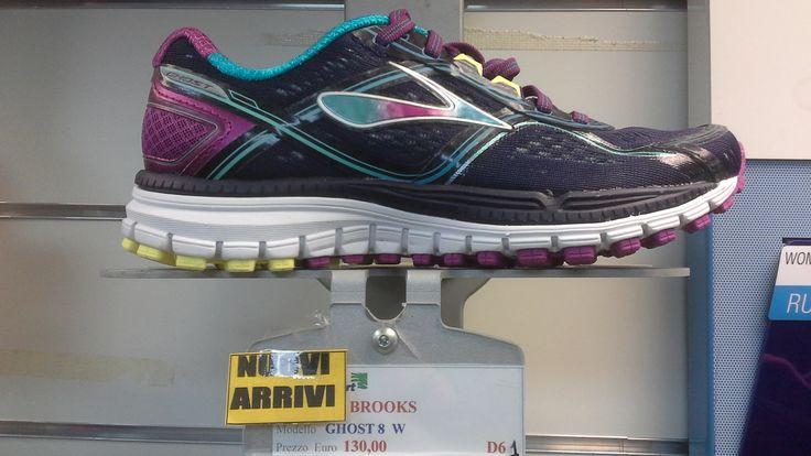 Nuovi arrivi #running: #Brooks!
