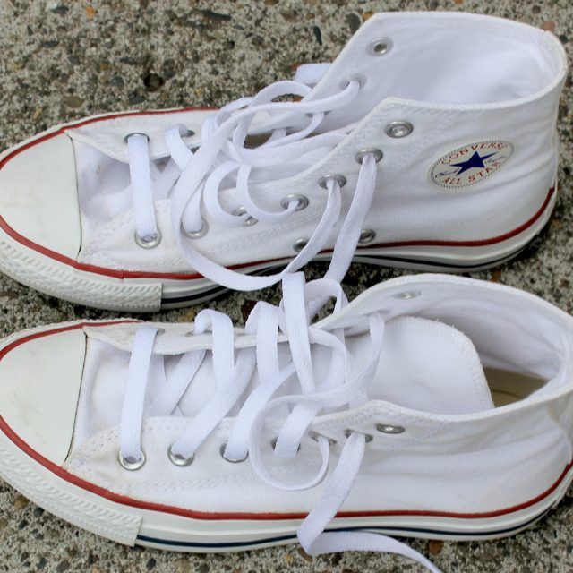 How to Clean White Converse Simple Tips that will SAVE YOUR LIFE if you own white Converse