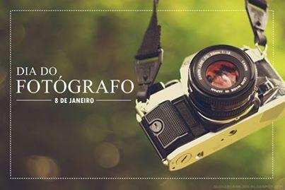 08 de Janeiro - Dia do Fotógrafo   Fotografia é a poesia dos olhos, traduzida na essência das emoções. Michelle Ramos  Parabéns a todos os fotógrafos!