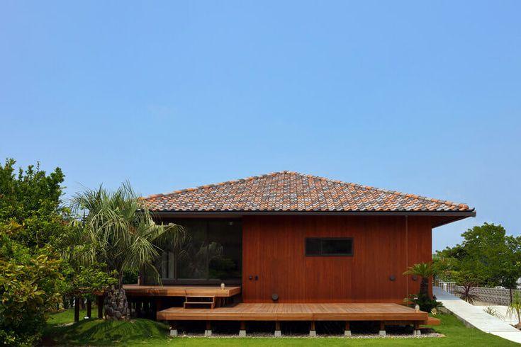 平屋・二世帯住宅 リゾートハウス アーキッシュギャラリー