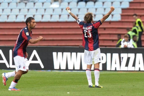 Goal of the day: Alessandro Diamanti (Bologna) vs Udinese