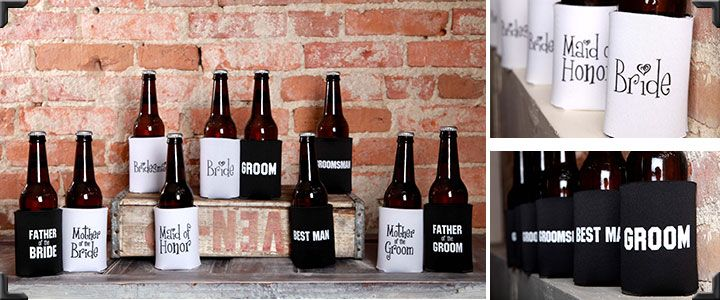 17 Best Images About My Favorite Totally Wedding Koozies On Pinterest