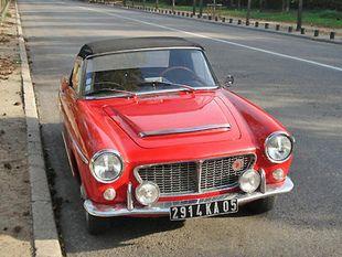 FIAT 1500 Cabriolet (1963-1966)