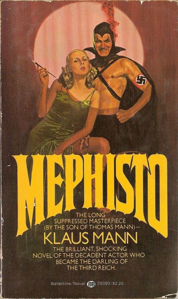 Mephisto by Klaus Mann