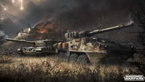 Concept Art | Armored Warfare - Official Website