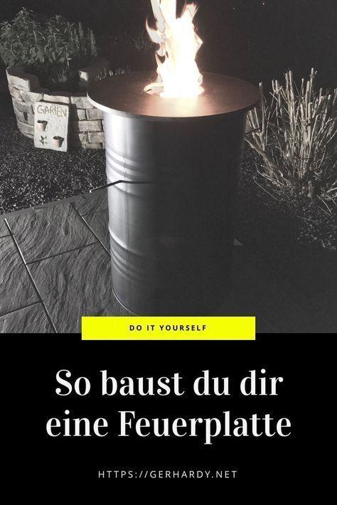 DIY: Grill-Highlight auf der Feuerplatte
