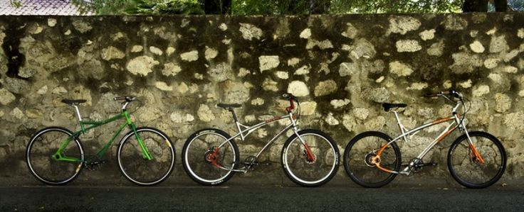 ReCycle, bicicletas de aluminio totalmente reciclado - Monkeyzen