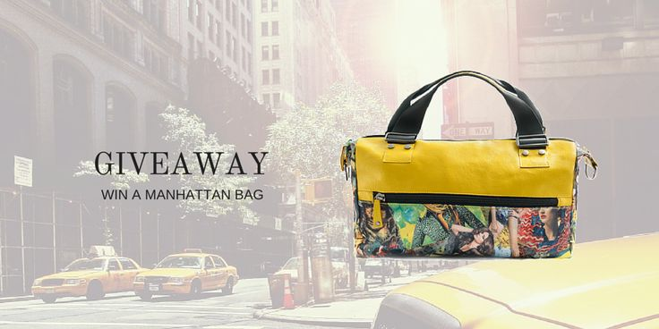 Win A Manhattan Bag From Jeanne Lottie
