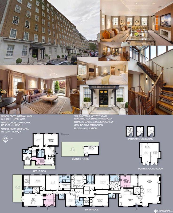 Best Penthouse Hd Ideas On Pinterest Elegant Bedroom Design - A duplex penthouse designed with scandinavian aesthetics industrial elements includes floor plans