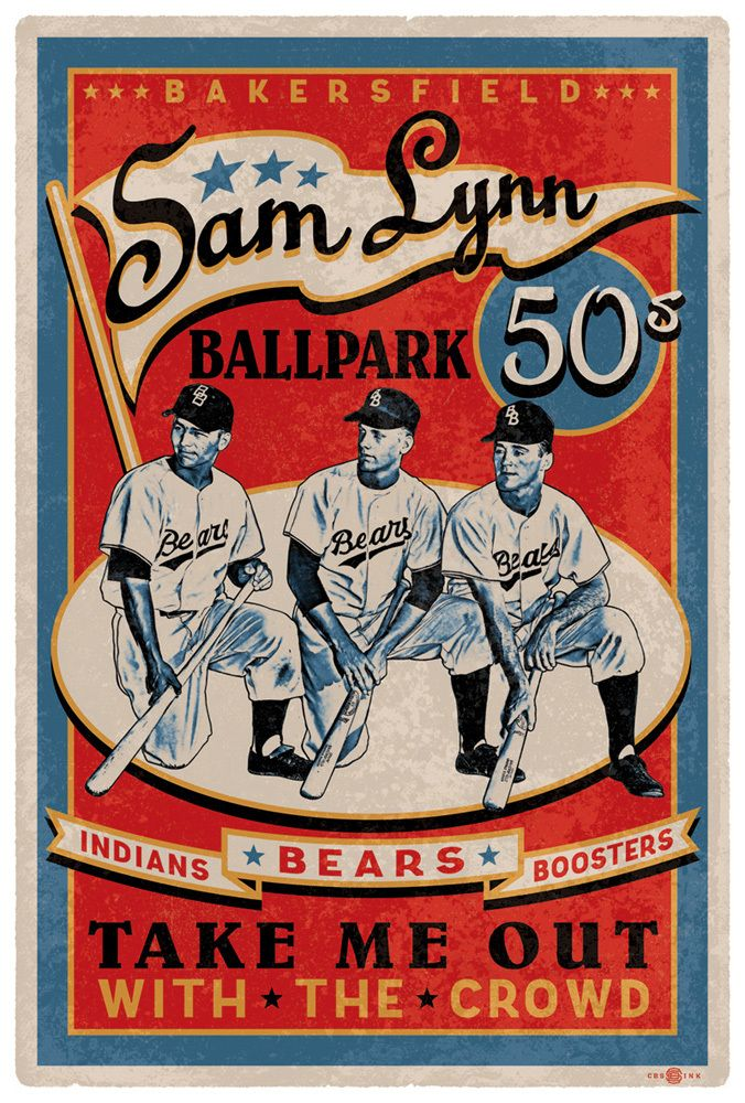 1950s Poster