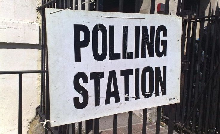 Comic Folk On… Voting In Today's British General Election, Including The Exit Poll