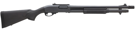Remington 870 Express Tactical - my former primary duty weapon