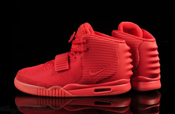 Nike Air Yeezy 'Red October' | $96.32