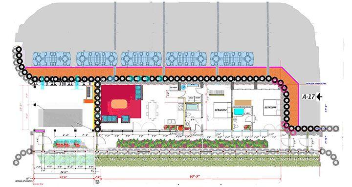 Earthship Home Floor Plans: Best 25+ Earthship Plans Ideas On Pinterest