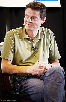 Martin Odersky (born 5 September 1958) is a German[1] computer scientist and professor of programming methods. He designed the Scala programming language.
