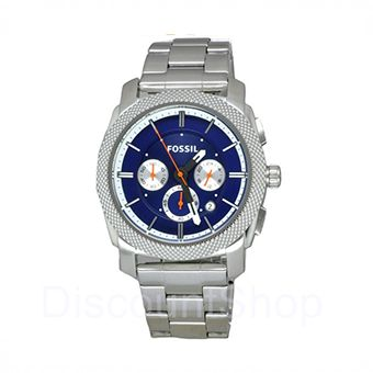 FOSSIL Machine Stainless Steel Chronograph FS4791