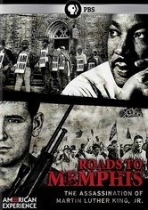 Roads to Memphis.  Documents the story of assassin, James Earl Ray, his target, Dr. Martin Luther King, Jr., and the seething, turbulent forces in American society that led these two men to their violent and tragic collision in Memphis in April of 1968.