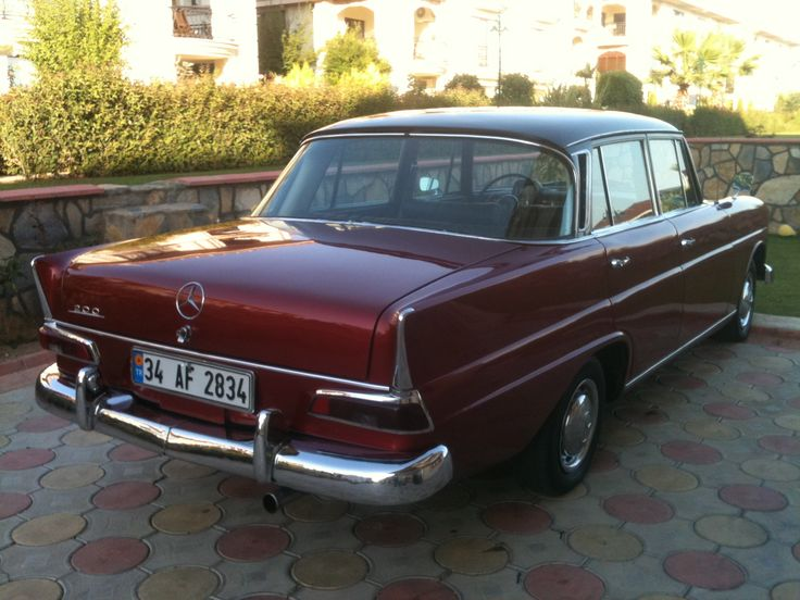 32 best mercedes w110 images on pinterest classic trucks for Mercedes benz e learning
